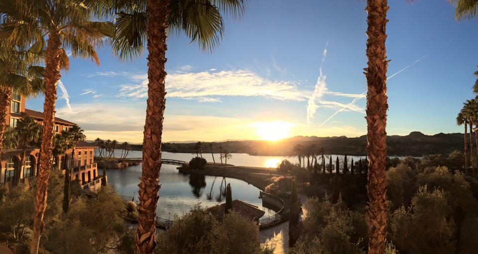 lake las vegas sunrise layla black